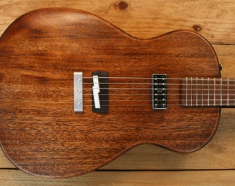 Weir Poorboy #28 Handmade Electric Guitar