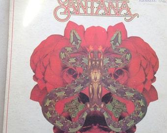 Santana - Festival - vinyl record