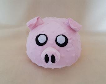 Small Mini Stuffed Pig Plush