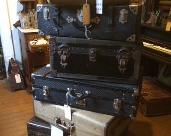 Vintage Suitcases from the 40's very clean