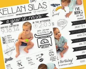 Baby infographic | Etsy