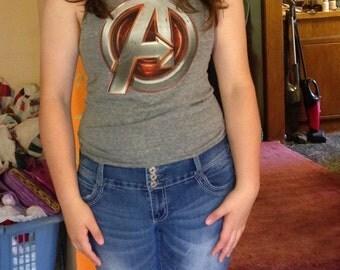 Avengers tank top