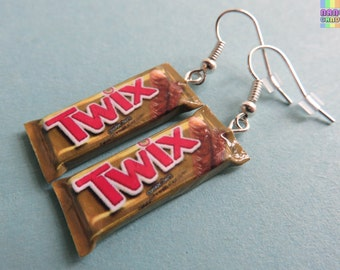 Twix Earrings