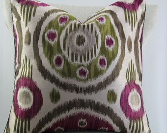 Designer suzani pillow cover,throw pillow,decorative pillow,accent pillow.