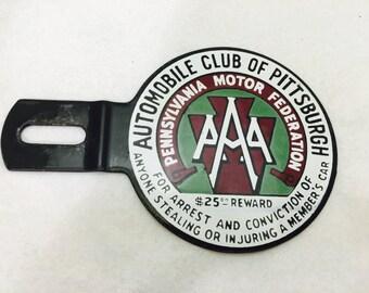 Aaa motor club etsy for Aaa motor club chicago