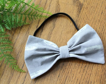 XL Dog Bow Tie / Great Dane Bow Tie / Dog Accessories / Large Dog Bow Tie