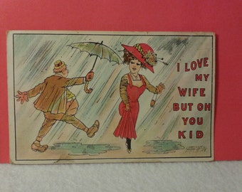1909 Post Card