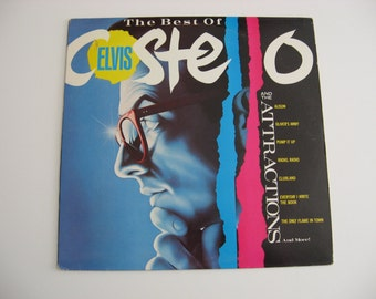 Elvis Costello - The Best Of Elvis Costello - 1985