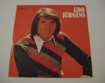 German Import - Udo Jurgens  -1971