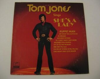 Tom Jones - She's A Lady - Circa 1971