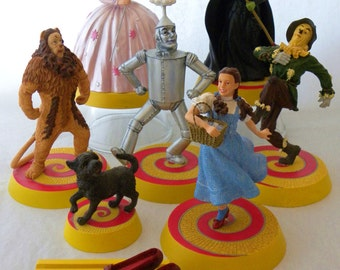 Wizard of Oz Figurine Collection