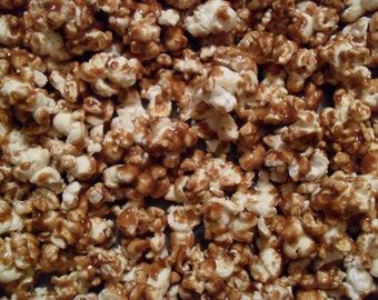 COFFEE CARAMEL CORN Popcorn!!! (1 lb)