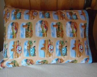 Southwest Vintage Camper's Pillow Case set of 2