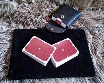 Mini Leather Close Up Pad