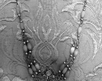 Peruvian Beaded Necklace #41