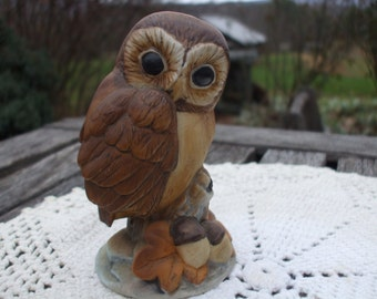 """Cute Vintage """"Owl"""" by Andrea/Collecticle/Owl Lover/Owl Figurine"""