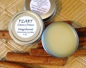 Gingerbread Lip Balm / Handmade Chap Stick / All Natural Body Product / Holiday / Christmas / Autumn Scents