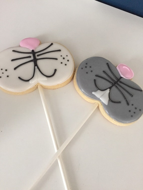 Bunny Cookie Sticks