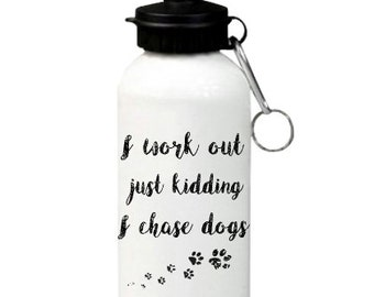 Dog water bottle, Dishwasher safe