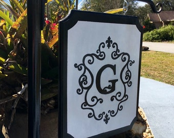 """Shop """"personalized wood signs"""" in Outdoor & Gardening"""