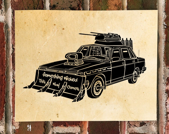 KillerBeeMoto: Limited Print Apocalyptic Chaos Series Vehicle 1 of 50