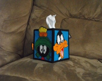 Looney Tunes Tissue Box