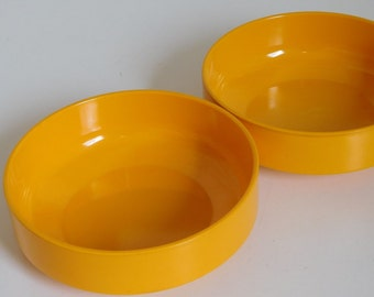 Rosti Mepal bowls - set of 2 - Yellow