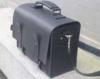 Camera tool bag,leather messenger bag,Leather Camera Bag,waxed thread, tool bag, laptop bag,Travel bag ,Full Grain Leather,handmade,gift.
