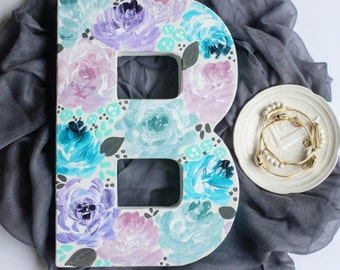 Floral Letter Preorder **Ends today!**