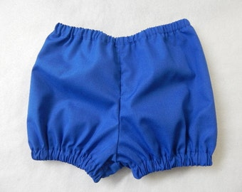 royal blue diaper cover or shorts****fits boys and girls****perfect for any occasion