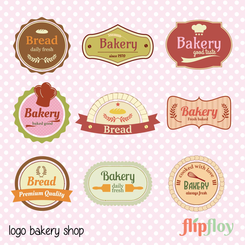 Pastry logo | Etsy