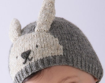 MADE TO ORDER Cute Baby animal hats