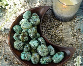 African Turquoise Jasper  - The Stone of Evolution