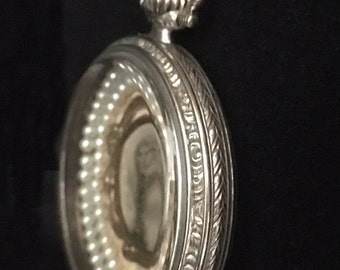 Chalice Pocket Watch Necklace