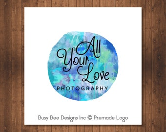 Premade Logo... Photography Logo... Wedding Logo... Business Logo... Wedding Photography Logo... Design