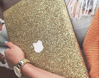 Glitter MacBook Hard Case | Air 11 13 | Pro 13 15 | Retina | Touchbar