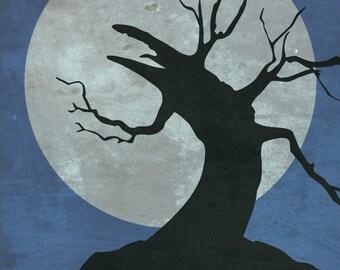 "Poster ""Sleepy Hollow"""