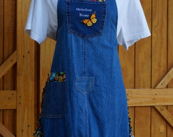 Girls Farm Apron