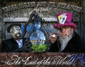 Frogg Corpse & Mr. Stranger present The End of the World CD