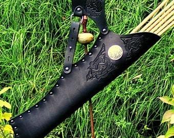 Celtic Quiver foe arrows- [04 Köcher CE]