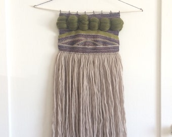 Meadow - Woven Wall Hanging