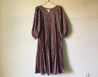 FREE SHIPPING - Dress Vintage