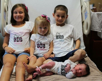 New Family member shirts!  Personalized UPON REQUEST!!