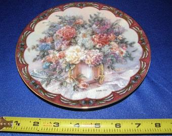 Lena Liu's Flower Fairies Plate/Magic Makers