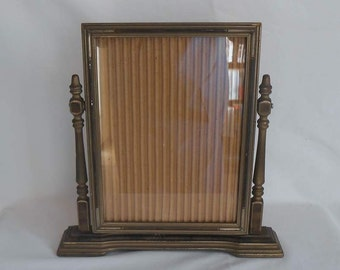 1930's Art Deco Standing Swing Frame Photo Size 9.5 by 7.5