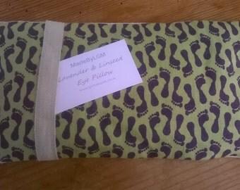 Lavender & Linseed Eye Pillow (Footprint)