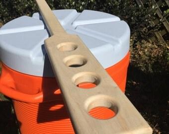 """Custom Handmade 36"""" Maple Mash Paddle For All Grain Home Brew Beer"""