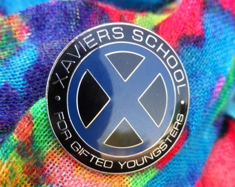 X-men Xaviers School For Gifted Youngsters Pin