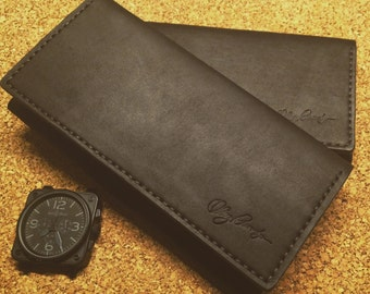Wallet. Made of genuine leather