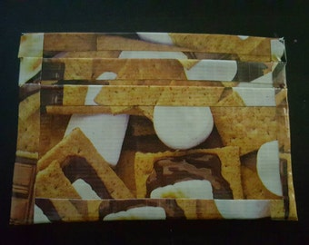 Smores Duck Tape Wallet